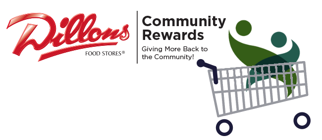 Support Us While You Shop with Dillons Community Rewards
