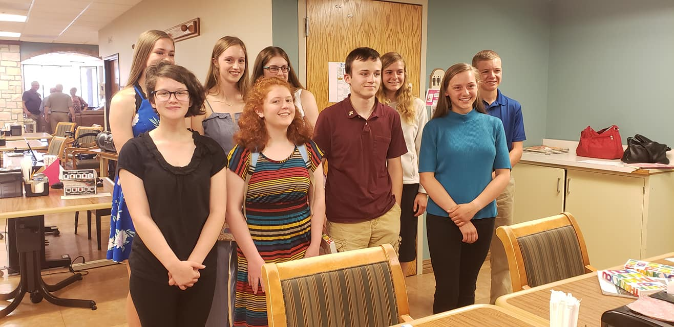 Local musicians perform at Trego Hospital Endowment Foundation reception